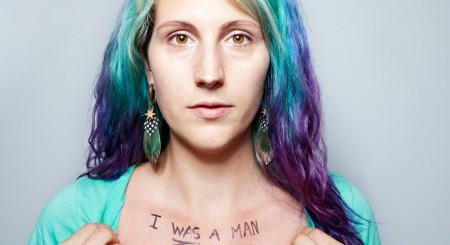 """I am not my gender"""