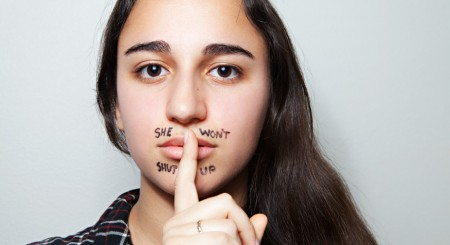"""""""I am not my mouth"""""""