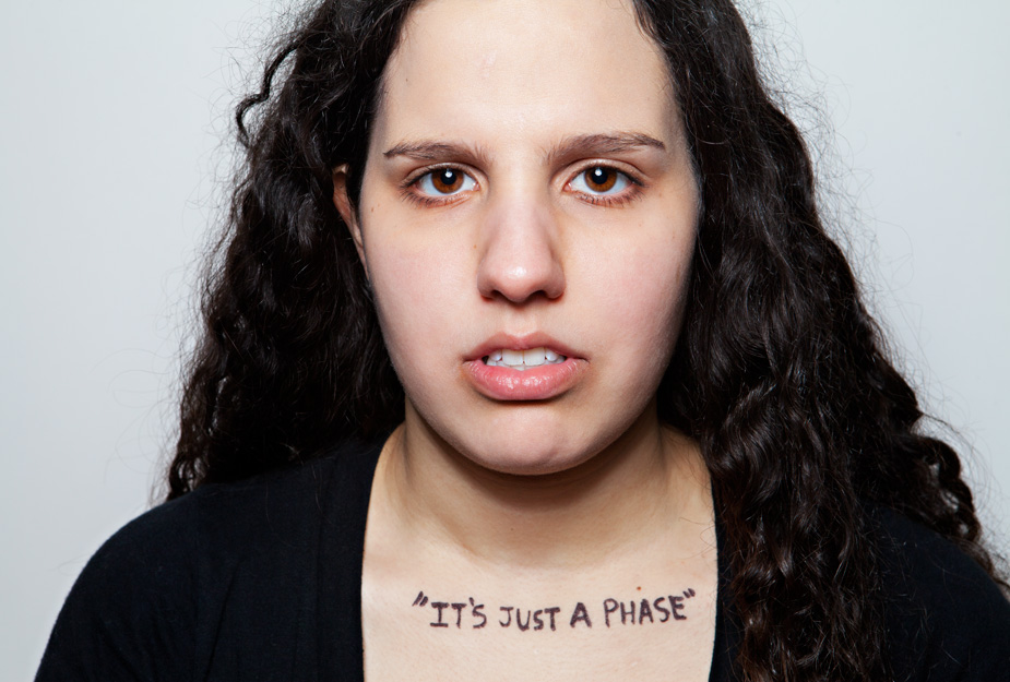 """""""I am not my lesbianism"""" 