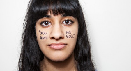 """""""I am not my apathy"""""""