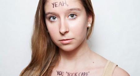 """I am not my rape"""