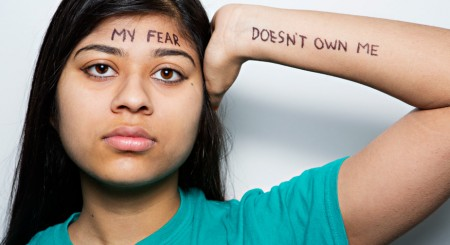 """""""I am not my anxiety"""""""