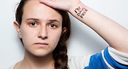"""I am not my self harm"""